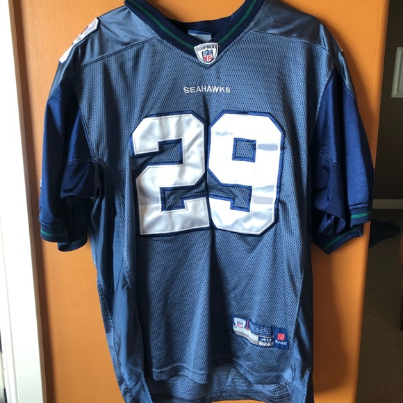 100% authentic 9dc34 cacab Throwback Earl Thomas Seahawks Jersey